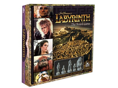 Labyrinth´by Jim Henson