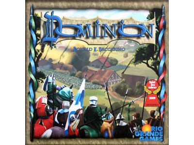 Dominion The Board Game