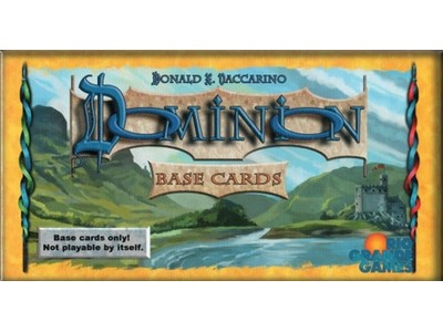 Dominion Base Cards