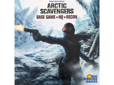 Arctic Scavengers Base Game Including HQ and Recon