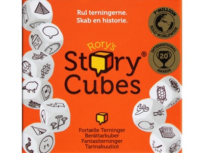 Rory's Story Cubes Classic
