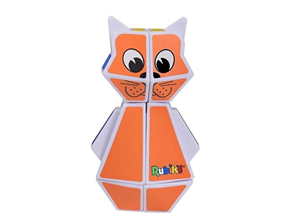 Rubiks Junior Cat