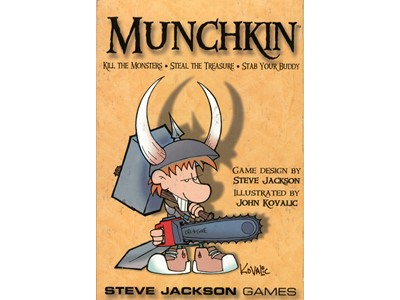 Munchkin - Kill the Monsters