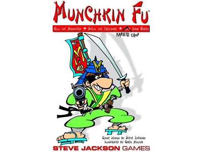 Munchkin FU - Kille the Monsters, Steal the Treasure