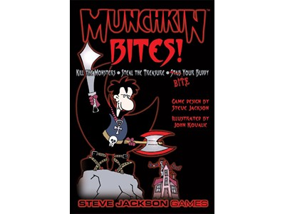 Munchkin Bites - Kill the Monsters. Steal the Treasure. S