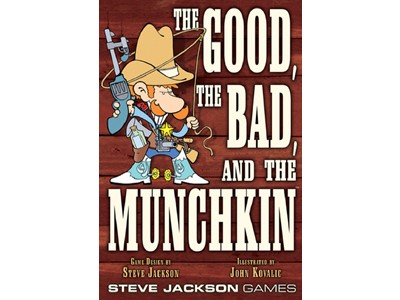 Munchkin The Good, The Bad and the Munchkin