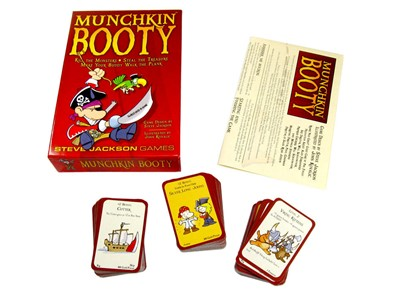 Munchkin Booty - Kill the Monsters - Steal the Treasure -