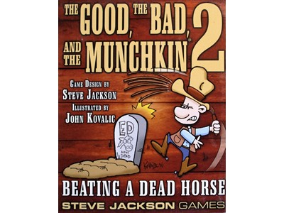 Munchkin The Good, The Bad, and The Munchkin