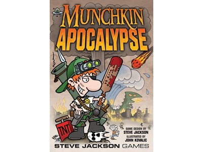 Munchkin Apocalypse - It´s the end of the World!