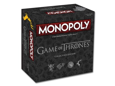 Monopoly Game of Thrones
