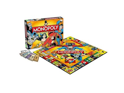 Monopoly DC Comics Special Edition
