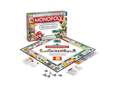 Monopoly Nintendo Collectiors Edition