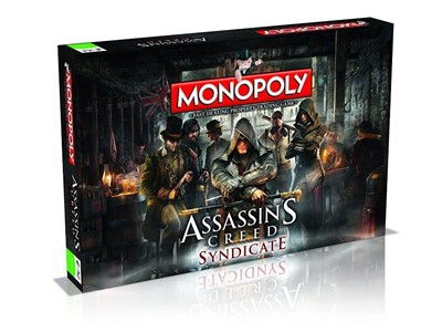 Monopoly Assassin´s Creed Syndicate