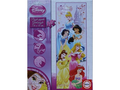 Disney Princess Giant  - Educa - 240 brikker