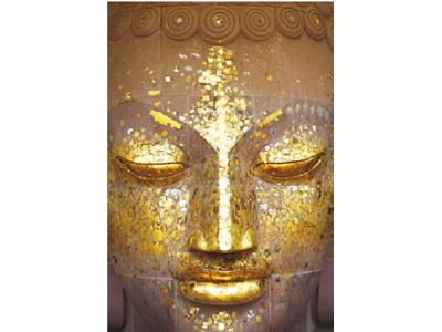 Buddha Golden face - Educa - 500 brikker