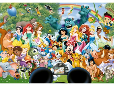 The Marvellous world of disney II
