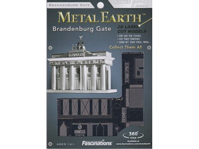 Brandenburg Gate Metal Earth