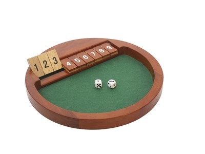 Tric Trac - Shut the box luksus