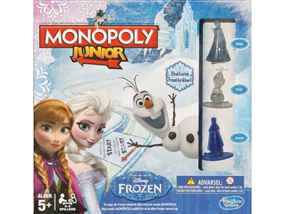 Monopoly Junior Frost