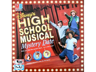 High School Musical fra Disney - Mystery Date