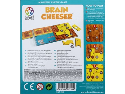 Brain Cheeser