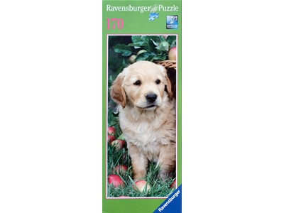 Golden Retriever. Panorama - Ravensburger - 170 brikker
