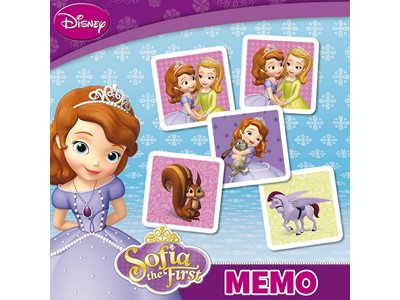 Sofia the First Memo