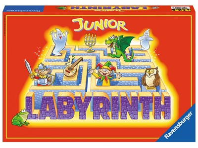 Den Fortryllede Labyrint - Junior - Ravensburger