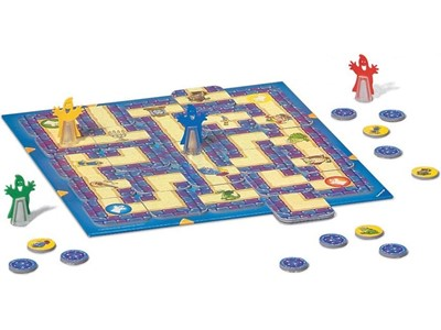 Den Fortryllede Labyrinth - Junior - Ravensburger
