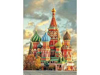 Basils Cathedral Moscow