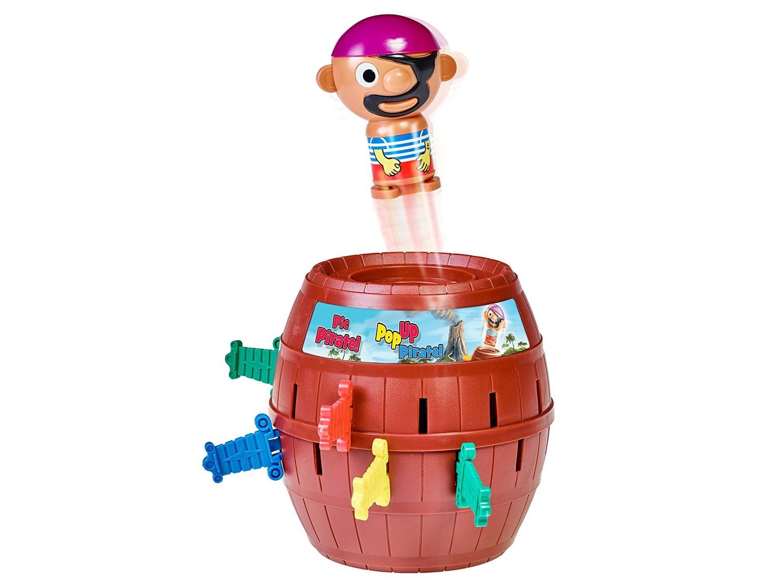 Pop Up Pirat
