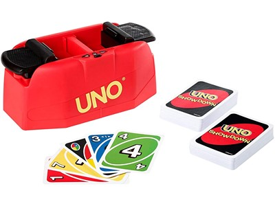 Uno Quick Draw Showdown