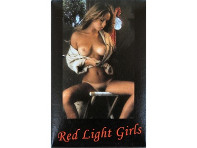 Red Light Girls - Spillekort