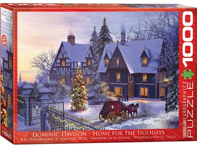 Home for the Holidays by Dominic Davidson