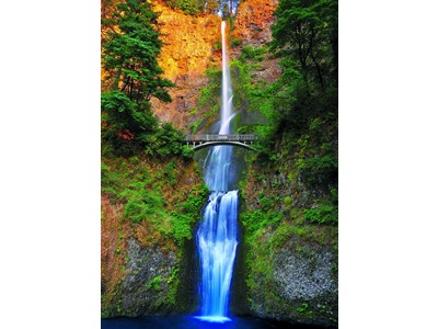 Multnomah Falls Oregon USA