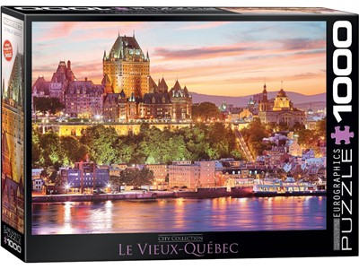 City Collection - Le Vieux-Quebec