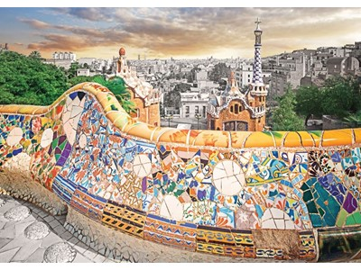 City Collection - Barcelona Park Güell