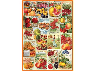Fruits - Seed Catalogue Collection