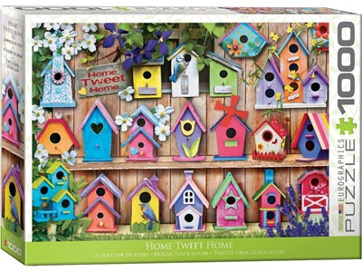 Birds Houses - Home sweet Home
