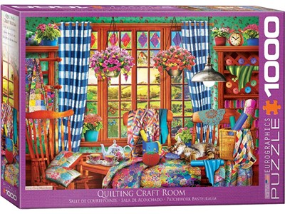 Quilting Craft Room
