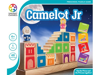 Camelot Junior Træspil