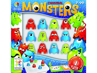 Monsters - Smart Games