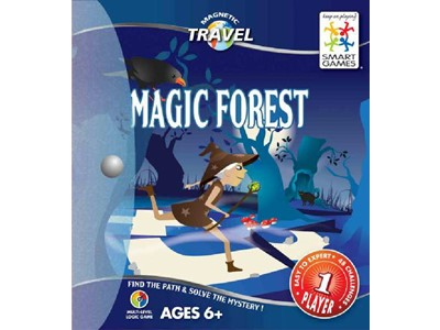 Magic Forrest - Magnetic Travel Games