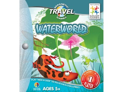 WaterWorld - Magnetic Travel Games