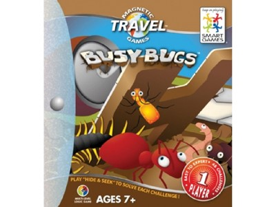 Busy Bugs - Magnetic Travel Games