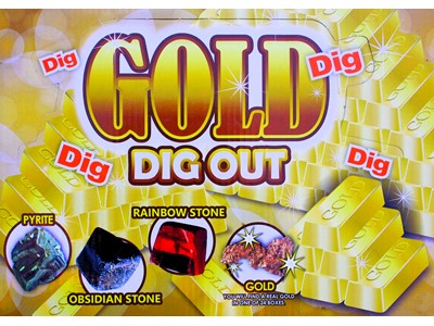 Dig It Out Gold