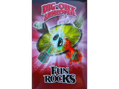 Fun Rocks Dig-Out & Discover