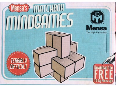 Cube - Terribly Dificult Mensa Mind Game