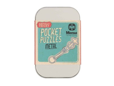 Awfully Trickey Mensa Pocket Puzzle