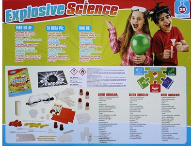 Science 4 You - Explosive Science
